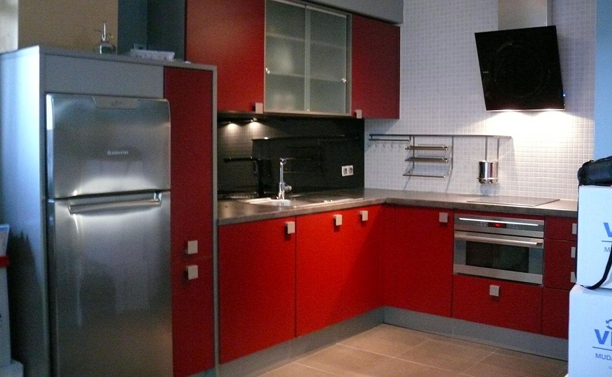 Muebles de cocina de tus sue os proyectos de cocinas for Proyecto muebles de cocina