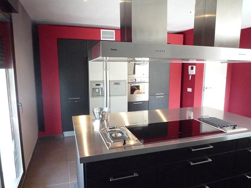 Muebles de cocina de tus sueños - Proyectos de cocinas