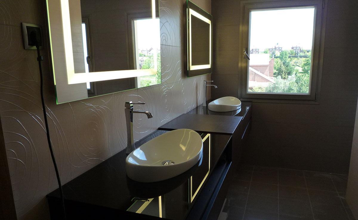 Muebles de ba o proyectos personalizados de ba os collado villalba y alrededores - Proyectos de banos ...